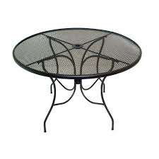 Outdoor Furniture Fabric Mesh by Wire Mesh Patio Furniture Wire Mesh Outdoor Furniture Black Wire