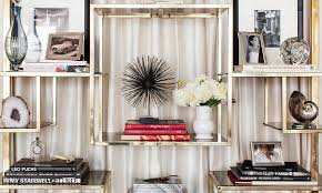 stylish desk accessories in white black and gold live stylish