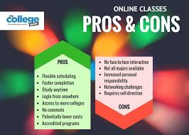 online pe class high school online classes vs traditional classes pros and cons