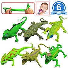 Seeking Lizard Review Toysmith Lizard Squishimals Light Green Green