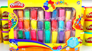 Rainbow Playset Play Doh Ultimate Rainbow Pack Learn Numbers Play Doh Mountain Of
