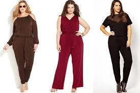 jumpsuit for a style guide on jumpsuits for plus size