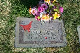 redd gravesite