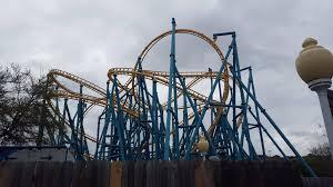 Six Flags Poltergeist Six Flags Fiesta Texas Trip Report 3 7 16 Theme Park Trip Reports