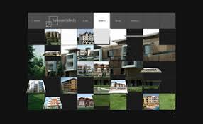 architect website design websites web design by rizn