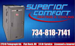 Comfort Cooling And Heating Downriver Heating And Cooling Ac And Furnace Sales Repair And