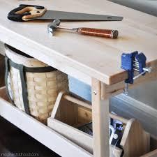 Childrens Work Benches Woodworking Kits Diy U2013 Imagine Childhood