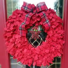 christmas wreath wendys hat
