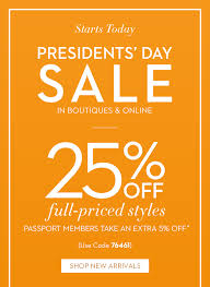 chicos sale chico s our presidents day sale starts now milled