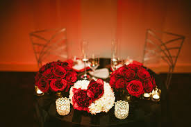 red and white table decorations for a wedding 33 amazing red and white centerpieces for weddings table