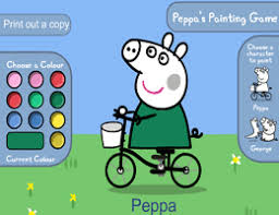 peppa pig games play free entertaining games learn peppa pig