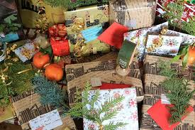 christmas wrapping bags how much christmas wrapping paper and gift bags do canadians