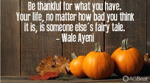 happy thanksgiving quotes for friends family members and