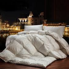 Grey Silk Comforter Duvet Double Picture More Detailed Picture About Dignified Satin