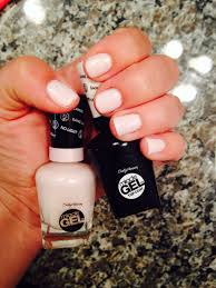 gel nails without uv light gel nail manicure using only your nail polish no uv light cpgds