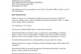 Soccer Resume Example by Resume Template Coaching Soccer Career Football Coaching Resume
