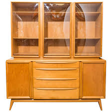 Heywood Wakefield Buffet Credenza by Haywood Wakefield Buffet And Hutch For Sale At 1stdibs