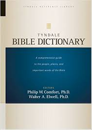 Words Of Comfort From The Bible Tyndale Bible Dictionary Tyndale Reference Library Walter A