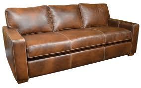 Omnia Leather Sofa Carlsbad Sofa Omnia Leather