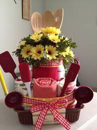 gift ideas for kitchen best 25 kitchen gift baskets ideas on housewarming
