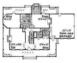 farmhouse plan cornfeld traditional farmhouse plan 062d 0042 house plans and more
