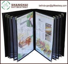 menu covers wholesale price competitive wholesale high quality catalog cover design