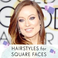 women with square faces over 60 hairstyles unique best hairstyle for square face over short haircuts square