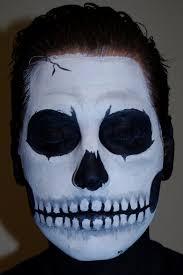 halloween skeleton masks halloween skull face paint makeup tutorial