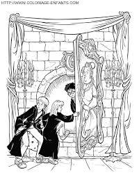 harry potter et la chambre des secrets gratuit coloriage harry potter les amis entrant dans la chambre des secrets