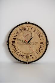 Wooden Wall Clock Buy Greenwich Mean Time Gmt Shepherd Gate Large 24 Hour Wooden