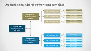 organizational charts powerpoint template slidemodel