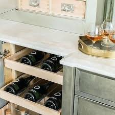 wine rack diy pull out wine rack slide out wine glass racks