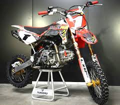motocross bike shop pitsterpro lxr150rr 2013 engine upower 150 4s arrow full carbone