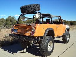 jeep commando custom buy used 1972 jeep jeepster commando bullnose rock crawler in