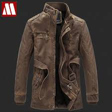 mens leather motorcycle jackets online get cheap leather military jacket men aliexpress com