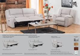 3 Seater Recliner Sofa Sofa Buoyant Manual Seater Reclining Sofa By Recliner