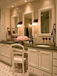 master bathroom cabinet ideas manificent bathroom vanity with seating area