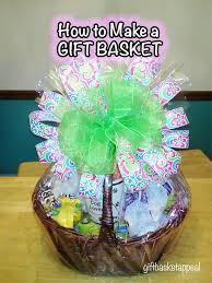 how to make a gift basket 54 best diy how to make a gift basket images on basket