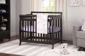 Davinci Annabelle Mini Crib by Amazon Com Davinci Emily 2 In 1 Mini Crib And Twin Bed In Ebony