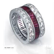 wedding bands for women by bez ambar