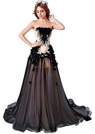 brautkleid in schwarz brautkleider emily in schwarz für damen