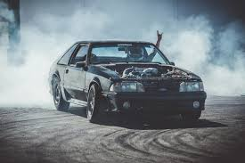 hoonigan drift cars drift stang
