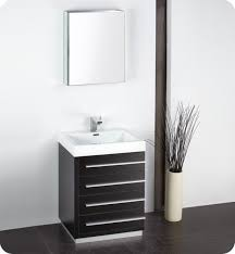 Modern Vanities For Small Bathrooms Bathroom Wallmounted Modern Small Bathroom Vanities Square