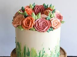 Cake Decorating 6 Buttercream Icing Cake Decorating Ideas Food Network Canada