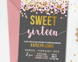 sweet 16 etsy