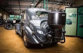 furnace fan on or auto in winter world war ii mercedes limo is a wood furnace on wheels ebay motors