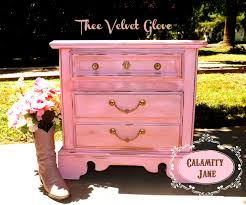 Pink Bedroom Set Calamity Jane Collection Distressed Pink Bedroom Set Thee