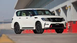 nissan uae the 428bhp patrol nismo is the tuned v8 suv we need top gear