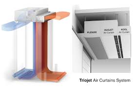 air curtain triojet