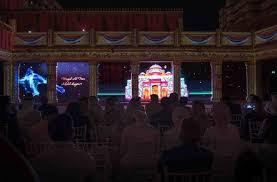 light festival san bernardino sharjah tourism authority unveils details of sharjah light festival